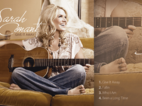Sarah Conant CD cover
