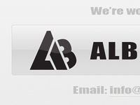 ALB Logo and Coming Soon