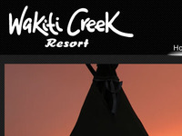 Wakiti Creek Resort Website