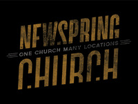 NewSpring Shirt Concept