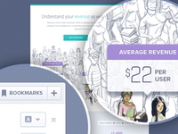 Revenue Analytics Feature Page