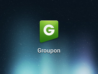Android Groupon App Icon