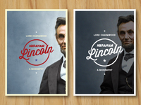 Redesign the Classics #1: Abraham Lincoln