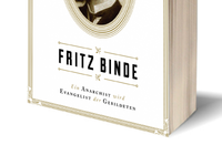 Fritz Binde (Book Cover)