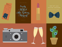 Wedding Save the Date Comp