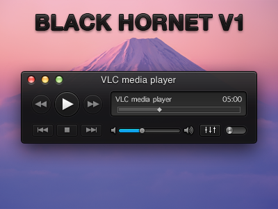 الملتيميديا media player 2.0.8 Final 7_vlc-theme-black-ho