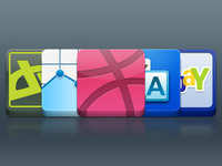 iWebApplications App Icon Design