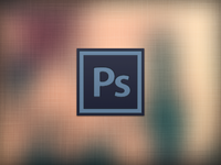 Photoshop CS6 Icon (Black Hornet) v2
