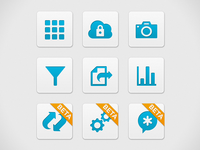 GoSpotCheck Feature Icons