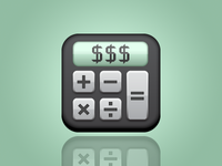 Calculator Icon WIP2
