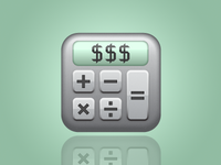 Calculator Icon Finished!