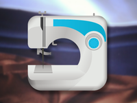 Sewing App Icon