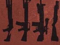 L4D Weapons Print Peek
