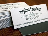 Personal Business Cards | Letterpress