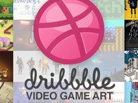 Dribbble Slideshow
