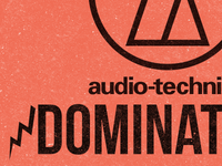 audio-technica domination month - Jansen