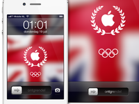 London 2012 Olympics iOS Wallpapers