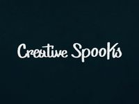 Creative Spooks (wip)