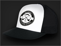StacheWarden Original Emblem | Trucker Hat