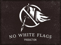 No White Flags Production | Logo