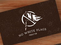 No White Flags Production | Corporate Identity