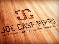 Joe Case Pipes | Logo