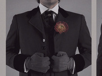 Hunger games : President Snow's Lapel Guide