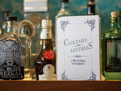 Cocktails & Loctales