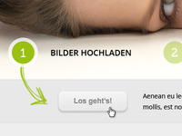 Upload Fotoretusche