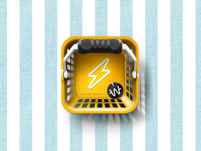 Quicket_icon_yellow