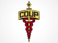 Coup Apparel - Serpent Staff