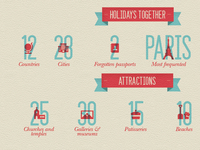 Wedding info graphics 8