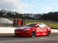 Drivecool race car livery and branding