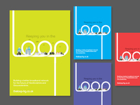 Loop branding / visuals / colour palette