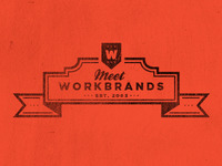 Meet the team WB logo - Some tweaks