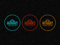 Logomark - Sunset Collection