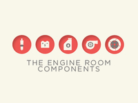 The Engine Room (Icon set)