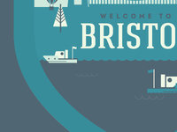 Welcome to Bristol (Badge)