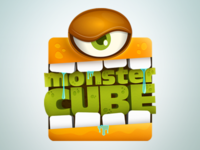 Monster Cube logotype