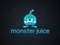Monster Juice new typeface