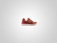 "New Balance 574 ""Paul Bunyan"""