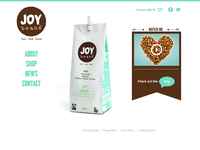 Joy Beans site launched today
