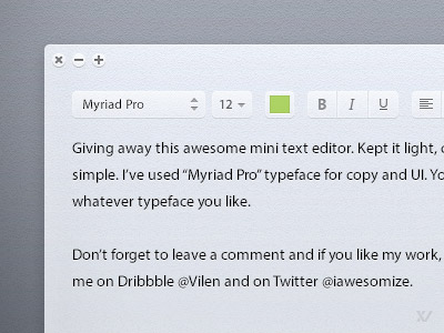 Download Light Text Editor