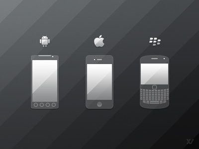 Download Mobile Phone Icons