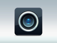 iPhone Camera App Icon