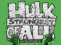 HULK: Strongest of ALL