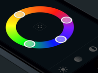 Color Wheel UI