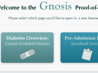 Gnosis Proof-of-Concept