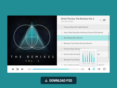 Download Freebie Music Player