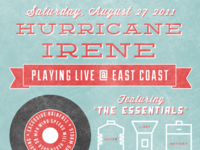 Now Playing: Hurricane Irene